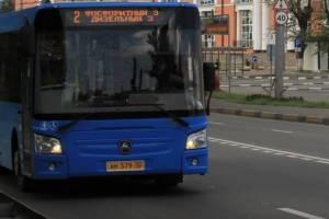 В Брянске на новогодних каникулах изменится расписание автобусов
