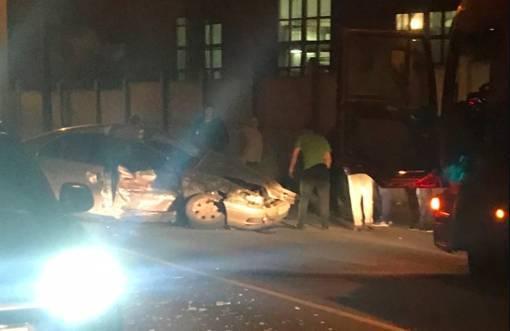 В Брянске жуткое ДТП на Речной устроил 32-летний водитель Opel