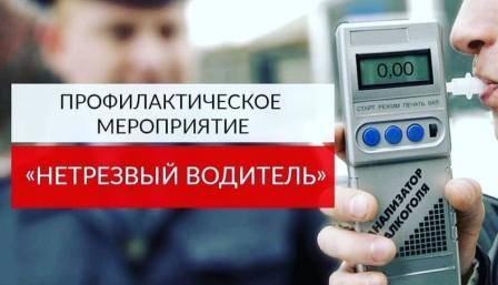 В Брянске на выходных устроят облавы на пьяных водителей