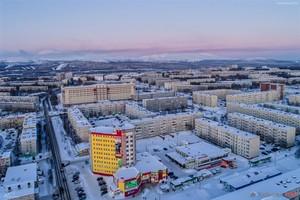 Брянск сравнили с суровым северным городом Апатиты