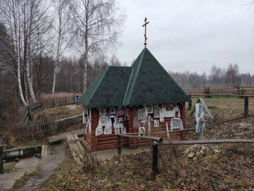 Под Новозыбковом вандалы атаковали святой источник