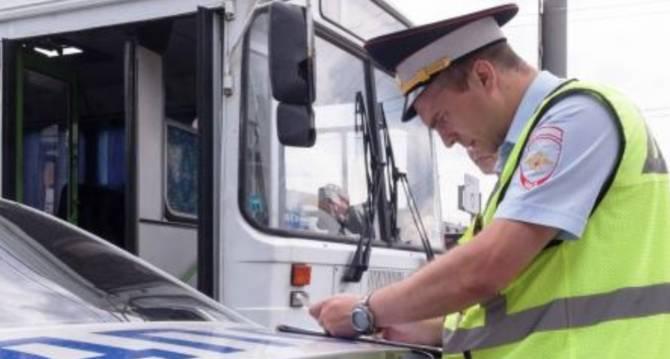 В Брянской области устроят облавы на водителей автобусов