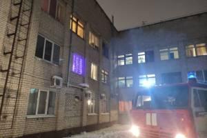 В Брянске спасли человека во время пожара на проспекте Станке Димитрова