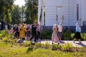 В Дятьково День Крещения Руси отметили Крестным ходом