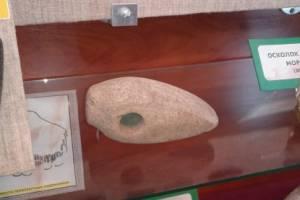 Под Суземкой фермер нашел топор возрастом 5 тысяч лет