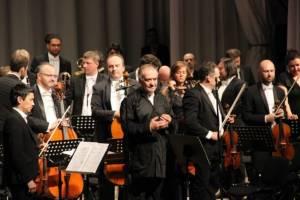 В Брянске выступит Валерий Гергиев с оркестром Мариинского театра