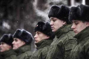 Брянские военнослужащие получат выходные 30 и 31 декабря