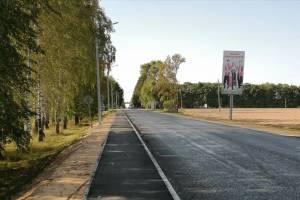 От центра Новозыбкова предложили проложить тротуар до посёлка Мамай