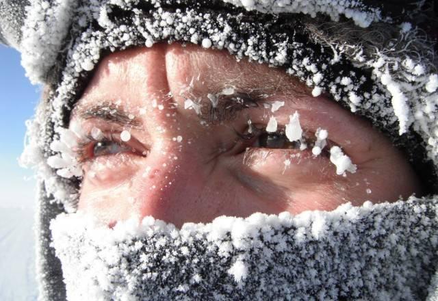 На Брянщине похолодает до -18ºC