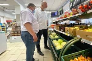 Брянский депутат Валуев перед выборами пошёл пиариться в «Пятёрочку»