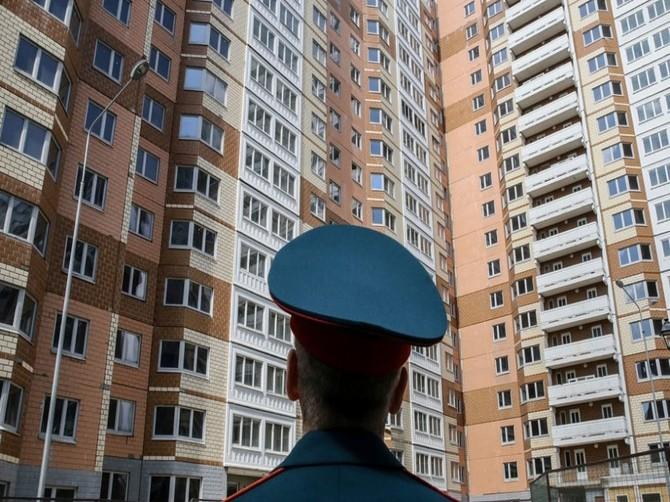 В Брянской области военным предоставили 2 тысячи служебных квартир