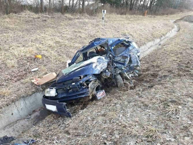 В Брянске ищут очевидцев смертельного ДТП на смоленской трассе