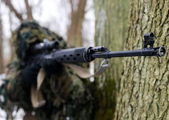 Брянские снайперы освободили заложников
