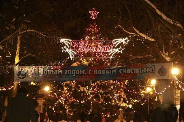 В Брянске в новогоднюю ночь обещают сказочную погоду