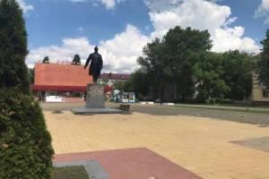ВБрянске после ремонта откроют сквер укинотеатра «Салют»
