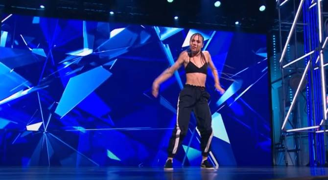 Победившая рак брянская девушка прошла кастинг шоу «Танцы» на ТНТ