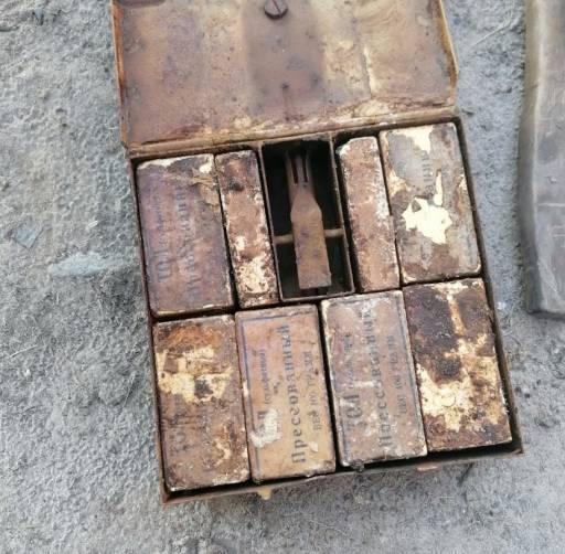 В Брасовском районе обезвредили противотанковые мины