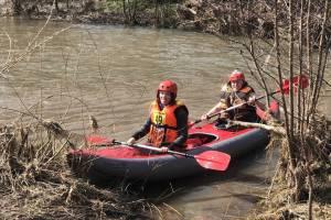 Брянцы укротили реку Вашана
