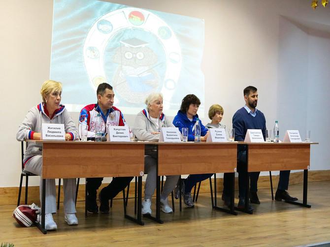Брянск посетили олимпийские спортсмены