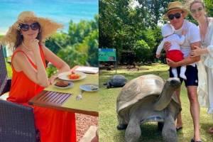 Молодая жена 68-летнего экс-владельца брянских «Линий» поведала о райской жизни