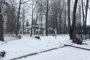 В Новозыбкове назвали новый срок сдачи обновленного парка
