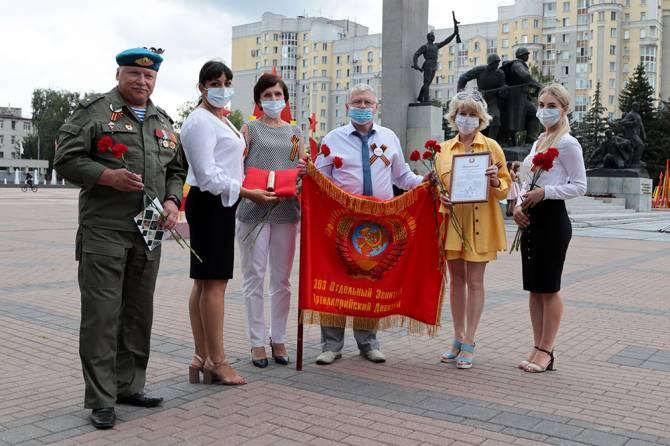 Брянск посетили участники автопробега «Брест — Иркутск — Брест»