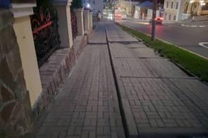 В Брянске улицу Фокина сдадут с опозданием