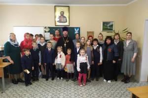 В брянском поселке Локоть дети отметили Пасхальный праздник