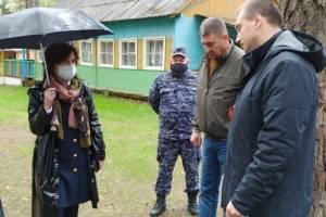 В Брянской области проверили безопасность детских лагерей