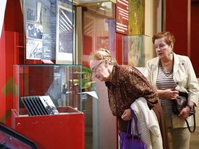 В Музее Победы откроется выставка в честь брянского создателя Т-34