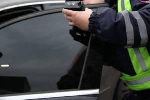 В Брянске за сутки поймали 42 любителя тонировки