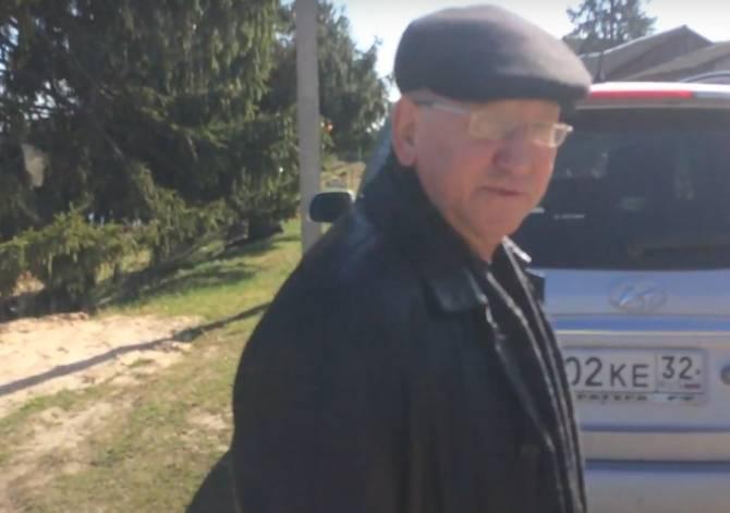 Глава Дятьково Лукьяненко едва не подрался с молодым парнем