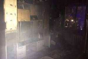 В Брянске на Володарке загорелась квартира: эвакуированы 11 жителей