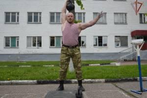 В Брянске устроили спортивный праздник в честь Дня России