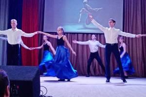 В Комаричах прошел танцевальный фестиваль