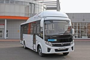 Для Брянска закупят 7 автобусов, работающих на метане