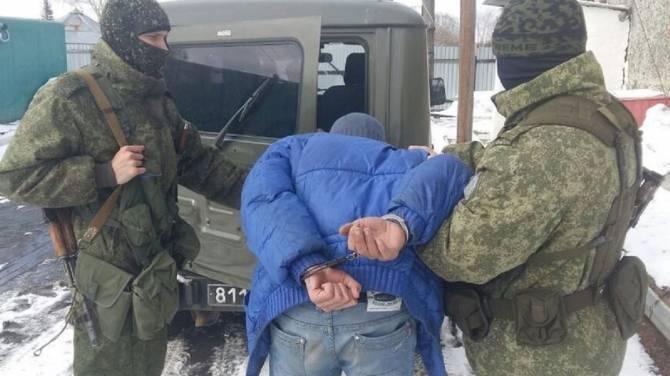 Брянские пограничники задержали нарушителя из Украины