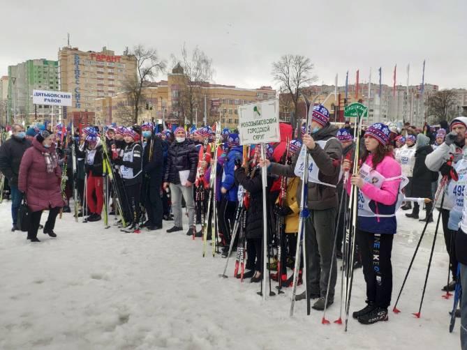 В Брянске приготовились к началу забегов «Лыжни России»