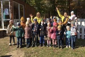 В брянском парке Соловьи открылась мастерская «Зелёной школы»