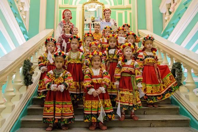 Брянские юные вокалисты победили на международном конкурсе в Питере