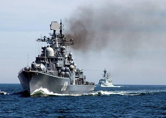 Брянские парни отправятся служить на Балтийском флоте