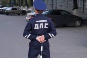 В праздничные дни в Брянске поймали 10 пьяных водителей