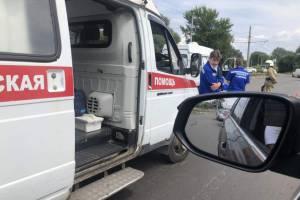 В Климовском районе пьяный водитель отправил в больницу своих пассажиров