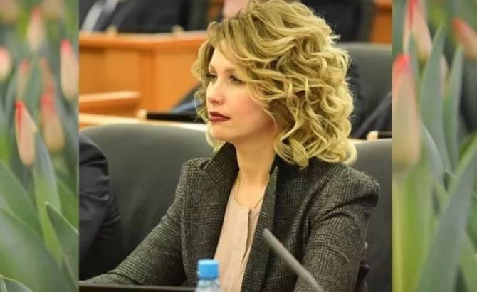 Брянского депутата облдумы Ирину Агафонову лишили мандата