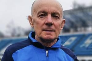 Легендарному тренеру брянского «Динамо» исполнился 71 год