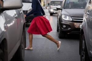 В Брянске наказали 232 бессмертных пешехода