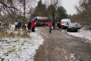 В Брянске стартовал забег «Соловьи Cross 2020»