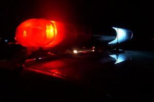 В Брянске водитель Toyota слетел в кювет и сломал ногу