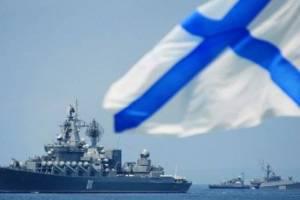 Брянцев поздравили с Днем ВМФ