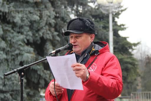 В Брянске слег с COVID–19 второй секретарь областного обкома КПРФ